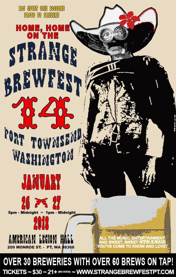 2018 Strange Brew Fest In Port Townsend