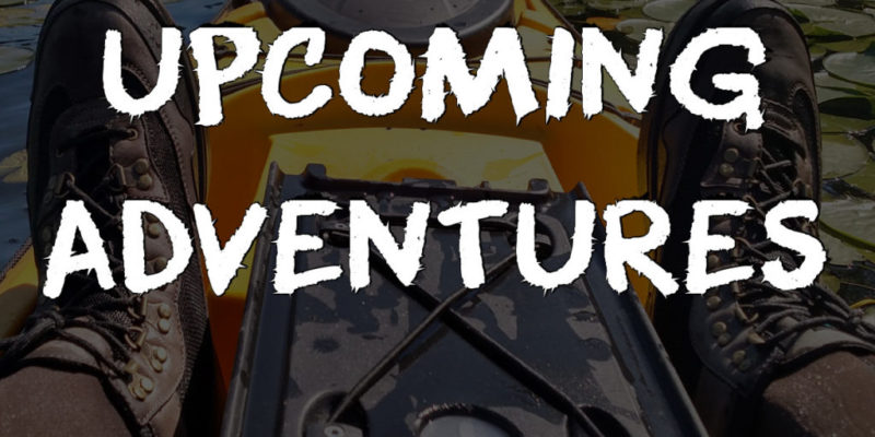 MadMadViking upcoming adventures