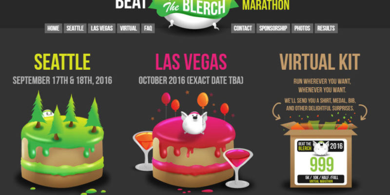 Beat the Blerch 2016