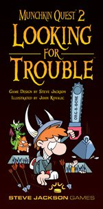 Munchkin Quest 2 expansion pack