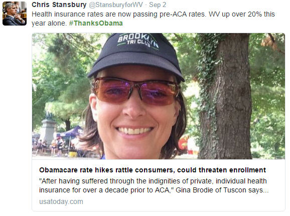 #thanksobama for the ACA - or maybe not