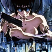 ghost in the shell animated movie