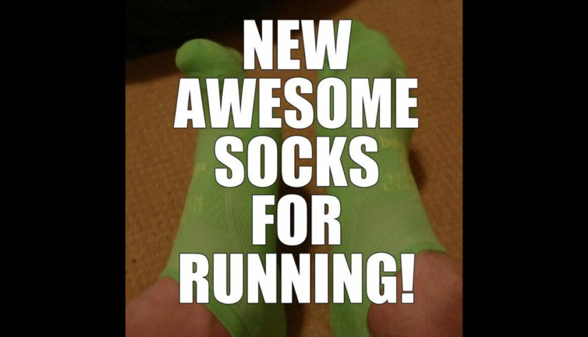 comfy socks for running