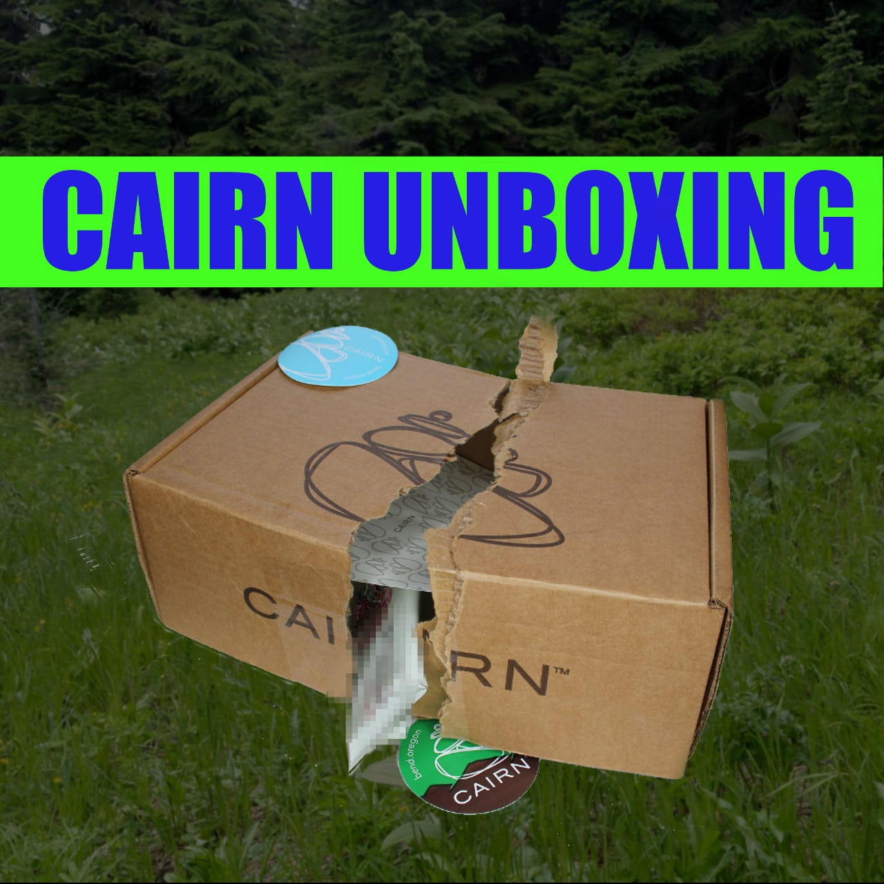 February 2018 Cairn Unboxing