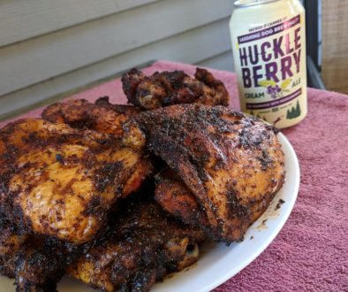 Photo of Cliff's Smoked Chicken Thighs