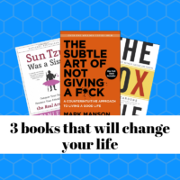3 must read books