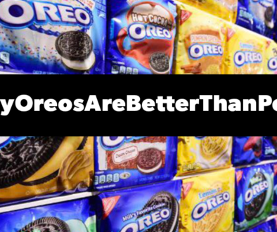 reasons why Oreos are better than people post