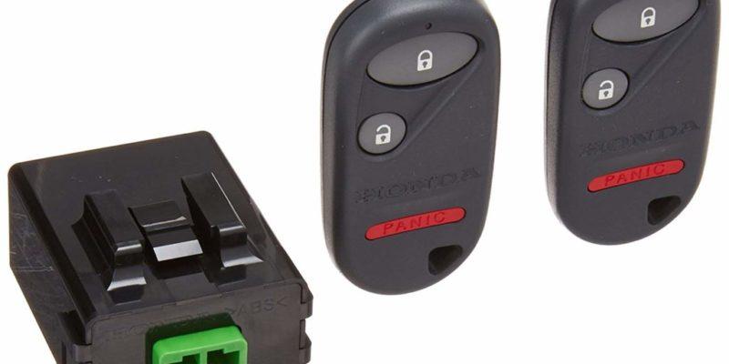 fix broken Honda Element door locks with a remote entry system