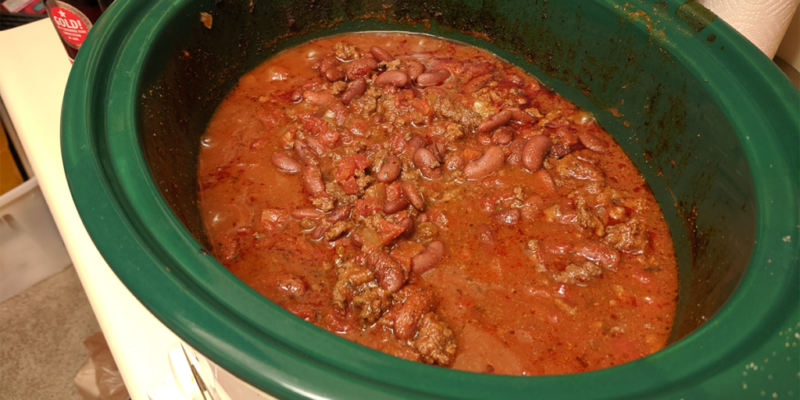 Easy Chili Recipe Dry Beans