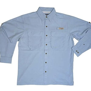 Bimini Bay XXL and XXXL men's fishing shirt