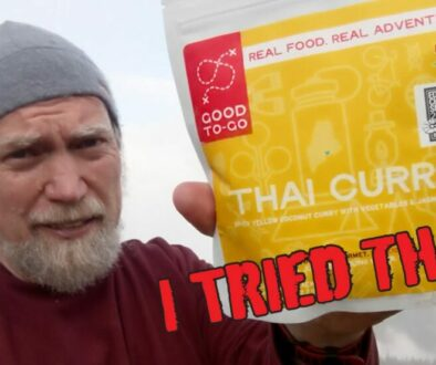 Reviewed – Good To-Go Thai Curry Dehydrated Dinner